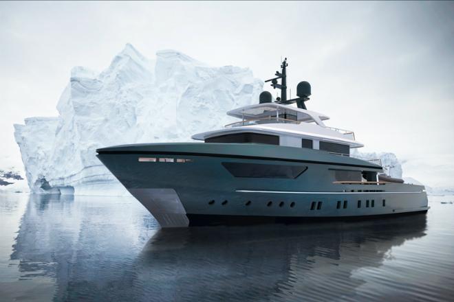 sanlorenzo explorer  Yacht Designer Interview: Francesco Paszkowski sanlorenzo explorer