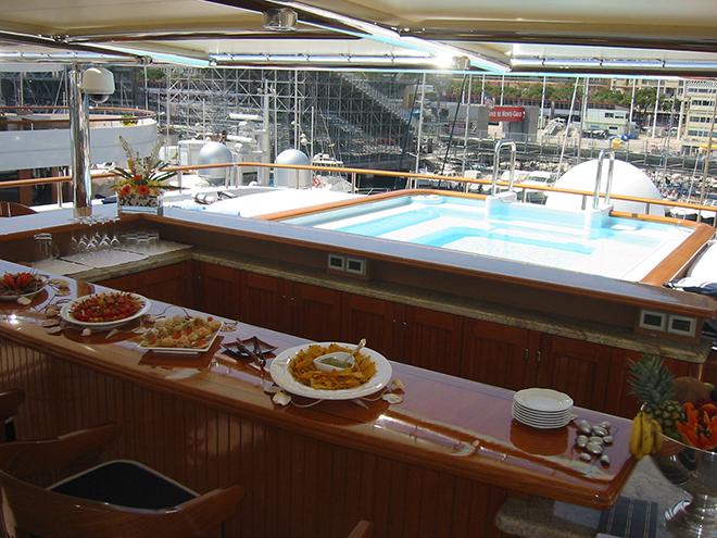 Best yacht Interior NOMAD 2  Best yacht Interior: NOMAD Best yacht Interior NOMAD 2
