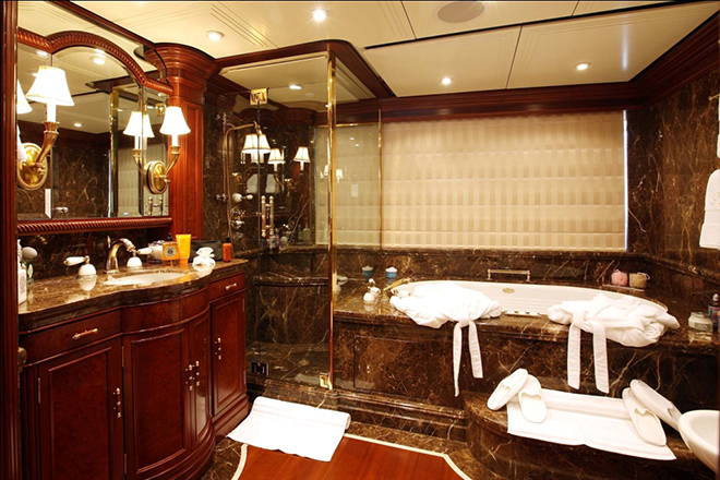 Best yacht Interior NOMAD 6  Best yacht Interior: NOMAD Best yacht Interior NOMAD 6