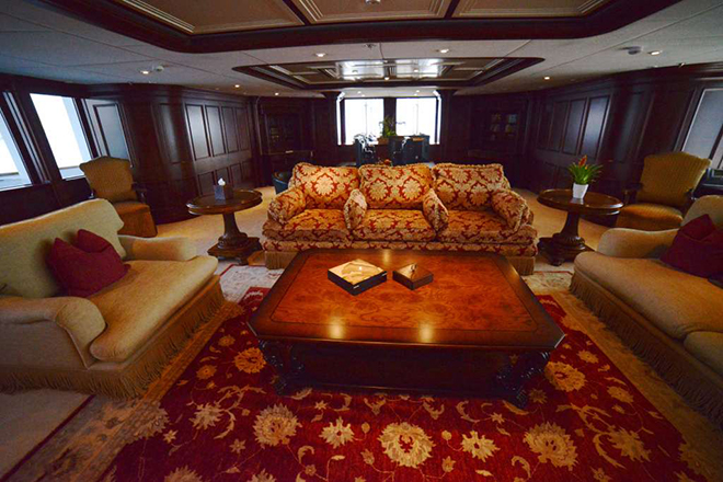 Best yacht Interior NOMAD 7  Best yacht Interior: NOMAD Best yacht Interior NOMAD 7