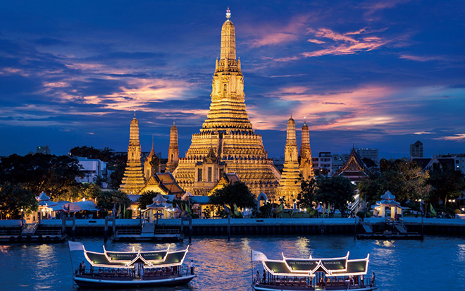 LUXURY YACHT VACATIONS THAILAND 2