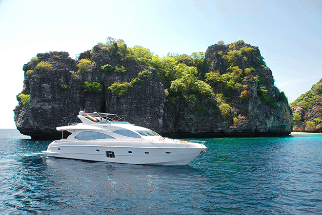 LUXURY YACHT VACATIONS THAILAND 6