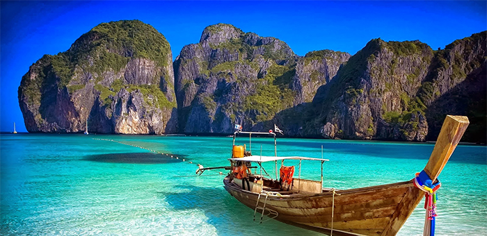 LUXURY YACHT VACATIONS: THAILAND