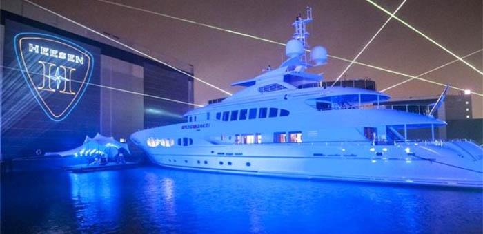 MUST KNOW: Heesen luxury yacht design