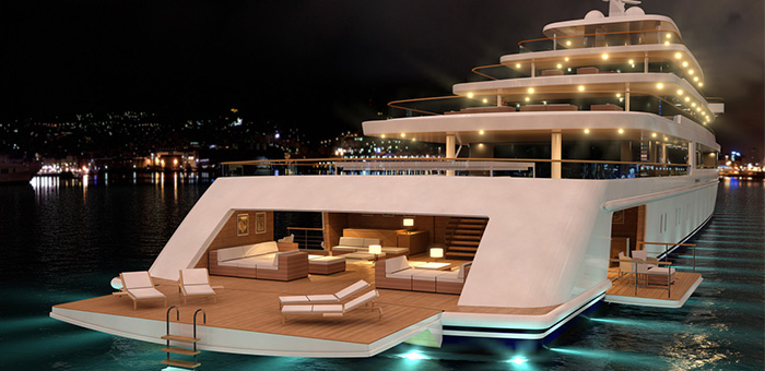The most amazing luxury yachts in the world  The most amazing luxury yachts in the world as
