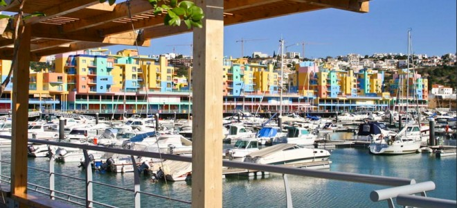 Albufeira's Marina distinguished as the second best in the world Albufeiras Marina distinguished as the second best in the world 660x300