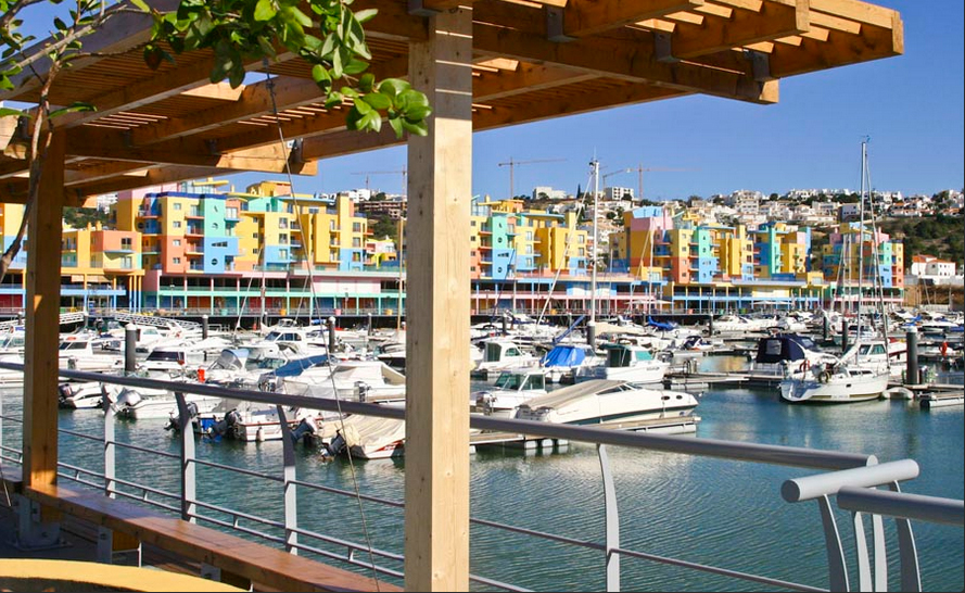 Albufeira's Marina distinguished as the second best in the world