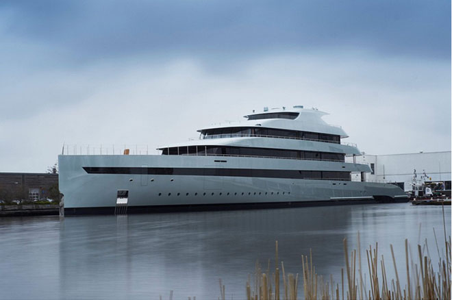 Feadship launched the World's Largest Hybrid Yacht Savannah 1  Feadship launched the World's Largest Hybrid Yacht: Savannah Feadship launched the Worlds Largest Hybrid Yacht Savannah 1