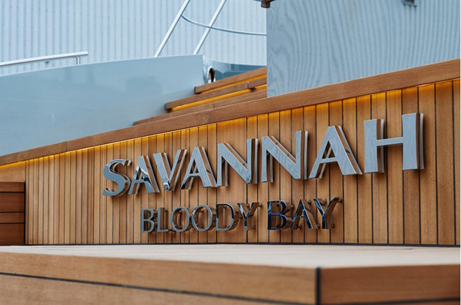 Feadship launched the World's Largest Hybrid Yacht Savannah 2  Feadship launched the World's Largest Hybrid Yacht: Savannah Feadship launched the Worlds Largest Hybrid Yacht Savannah 2