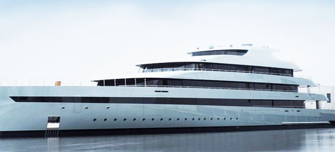 Feadship launched the World's Largest Hybrid Yacht: Savannah Feadship launched the Worlds Largest Hybrid Yacht Savannah 660x300