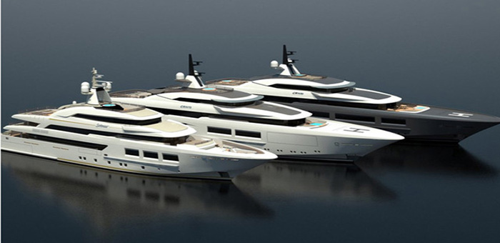 Revelead two new luxury yacht concetps With Paszkowski Design