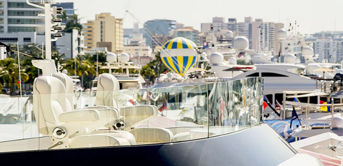 27th Miami Yacht & Brokerage in review