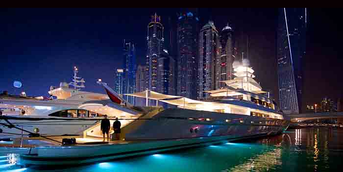Dubai Internation Boat Show – The Preview
