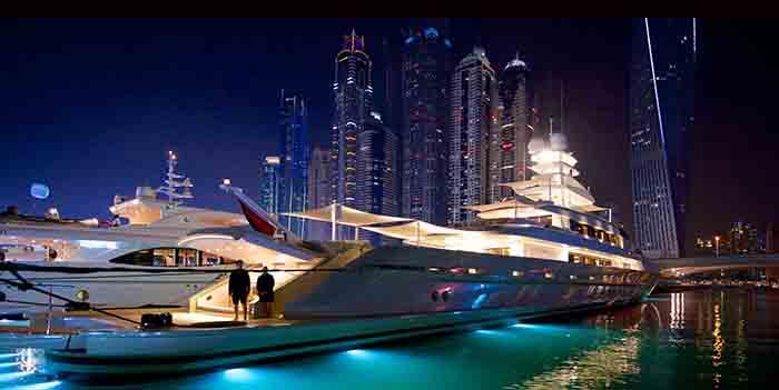 Dubai Internation Boat Show – The Preview