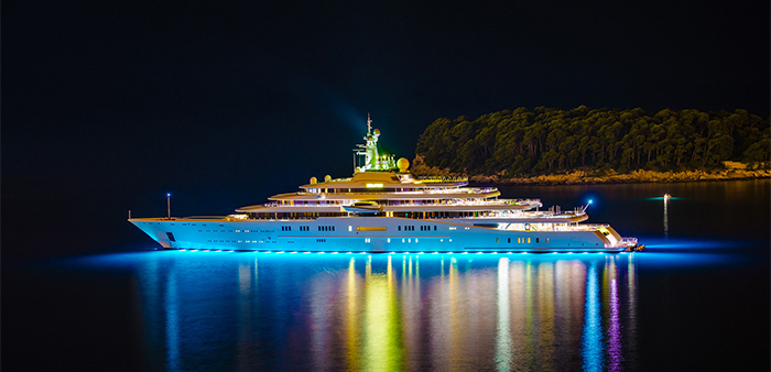 How to buy your first superyacht