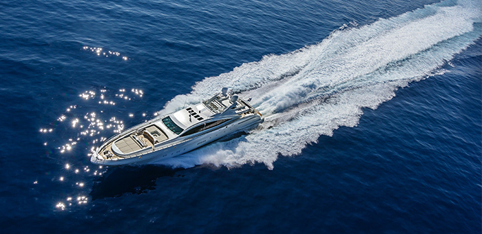 James Bond is the inspiration for a Burgess yacht