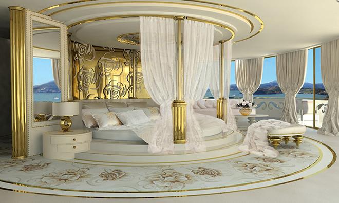 Yacht Concept La Belle, The Superyacht for Ladies 1