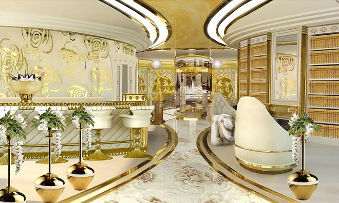 Yacht Concept La Belle, The Superyacht for Ladies 2