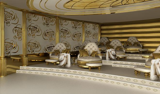 Yacht Concept La Belle, The Superyacht for Ladies 3
