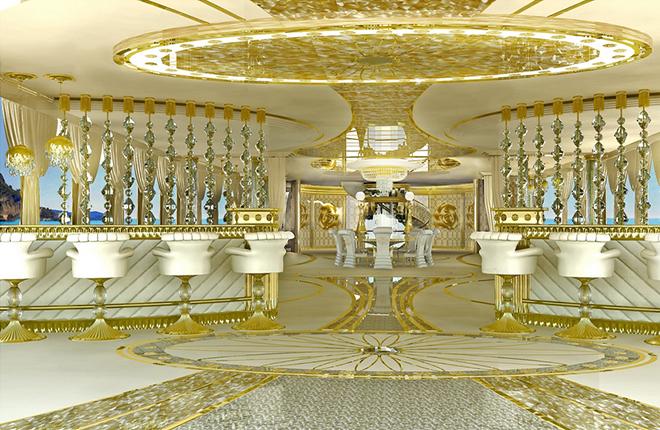 Yacht Concept La Belle, The Superyacht for Ladies 5