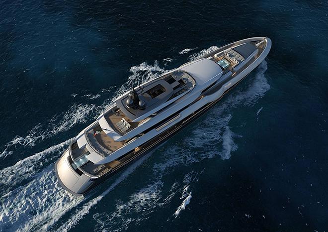 Yacht Concept M57 Eidos by Mondo Marine 1  Yacht Concept: M57 Eidos by Mondo Marine Yacht Concept M57 Eidos by Mondo Marine 1