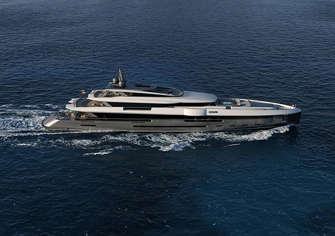Yacht Concept M57 Eidos by Mondo Marine 3  Yacht Concept: M57 Eidos by Mondo Marine Yacht Concept M57 Eidos by Mondo Marine 3