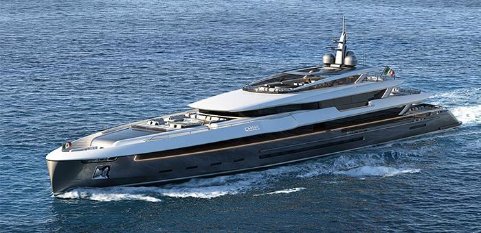 Yacht Concept: M57 Eidos by Mondo Marine