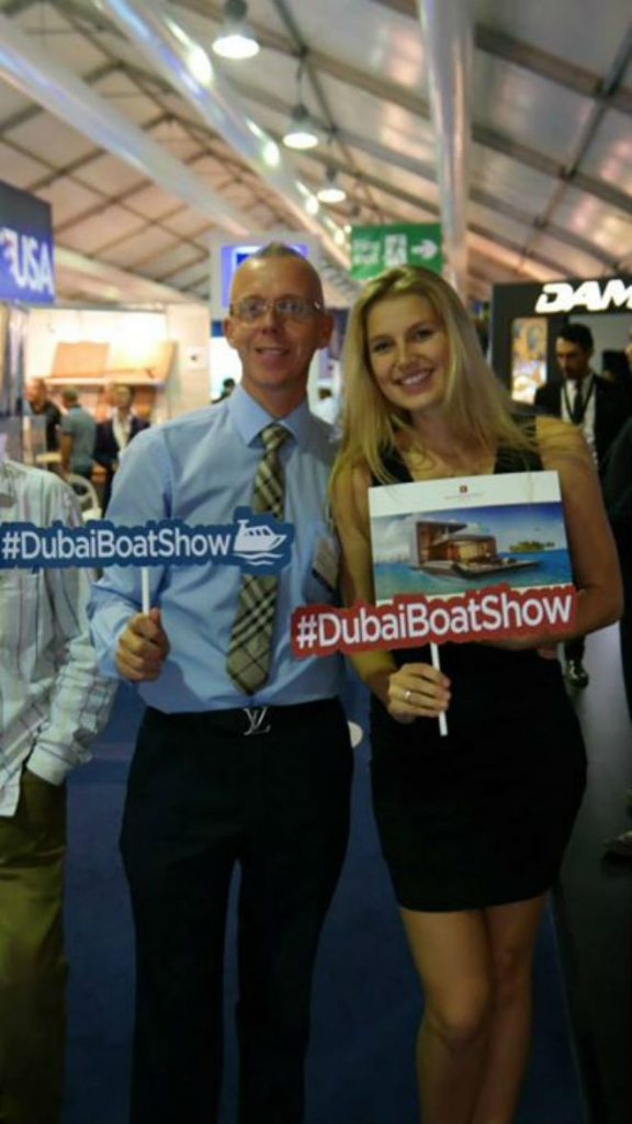 Dubai International Boat Show Kicks off 3