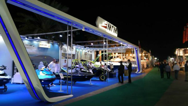 Dubai International Boat Show Kicks off 4