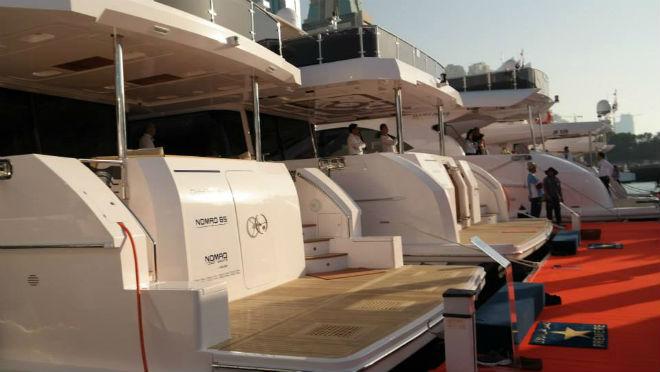 Dubai International Boat Show Kicks off 5