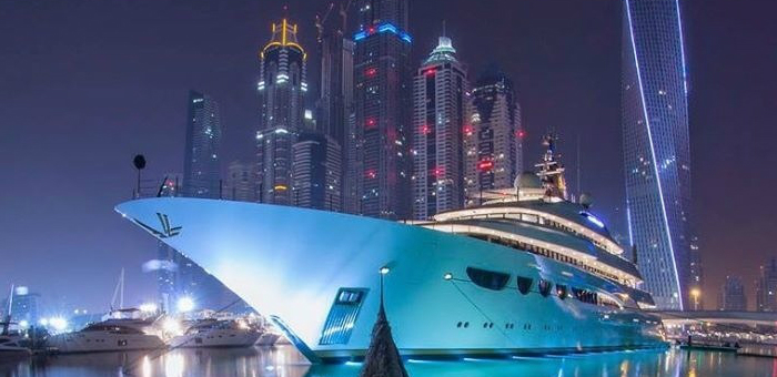 Dubai boat show to showcase $272M worth of yachts Dubai boat show to showcase 272M worth of yachts