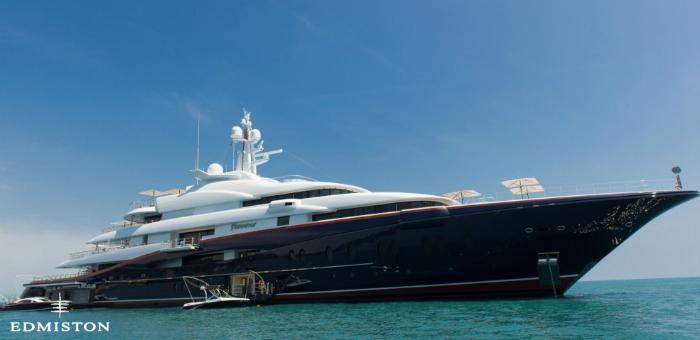 Luxury Yacht of the Week: Nirvana