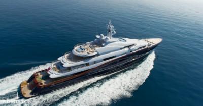 Luxury Yacht of the Week: Nirvana Luxury Yacht of the Week Nirvana 1 400x210