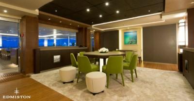 Luxury Yacht of the Week: Nirvana Luxury Yacht of the Week Nirvana 14 400x210