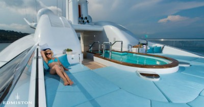 Luxury Yacht of the Week: Nirvana Luxury Yacht of the Week Nirvana 19 400x210