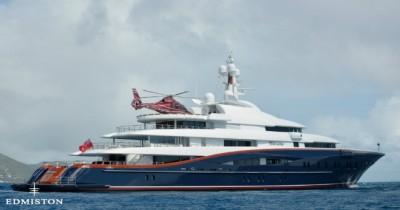 Luxury Yacht of the Week: Nirvana Luxury Yacht of the Week Nirvana 2 400x210