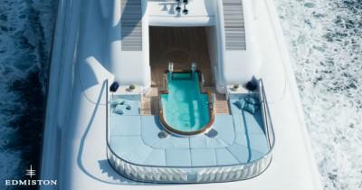 Luxury Yacht of the Week: Nirvana Luxury Yacht of the Week Nirvana 20 400x210
