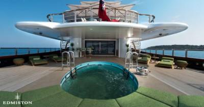 Luxury Yacht of the Week: Nirvana Luxury Yacht of the Week Nirvana 21 400x210