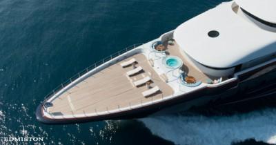 Luxury Yacht of the Week: Nirvana Luxury Yacht of the Week Nirvana 23 400x210