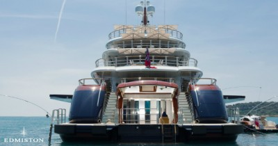 Luxury Yacht of the Week: Nirvana Luxury Yacht of the Week Nirvana 3 400x210