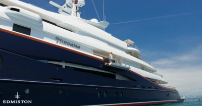 Luxury Yacht of the Week: Nirvana Luxury Yacht of the Week Nirvana 4 400x210