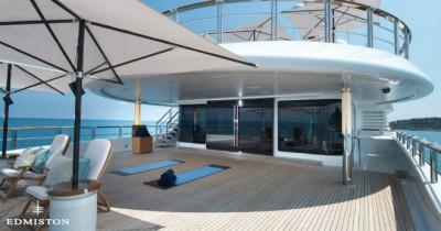 Luxury Yacht of the Week: Nirvana Luxury Yacht of the Week Nirvana 5 400x210