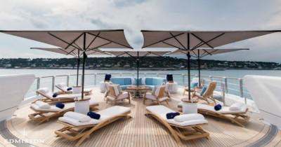 Luxury Yacht of the Week: Nirvana Luxury Yacht of the Week Nirvana 6 400x210