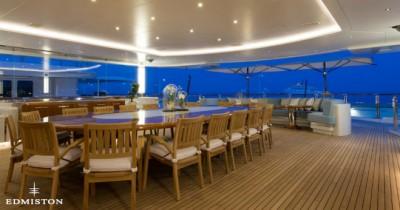 Luxury Yacht of the Week: Nirvana Luxury Yacht of the Week Nirvana 7 400x210