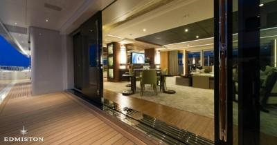 Luxury Yacht of the Week: Nirvana Luxury Yacht of the Week Nirvana 8 400x210
