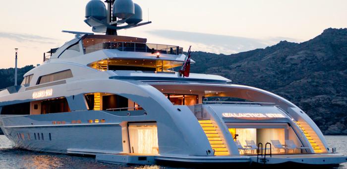 Yacht Interior Designers Bannenberg & Rowell
