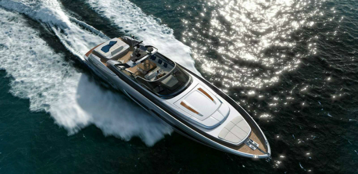 Yacht concept – Meet the Riva 88′ Florida with a convertible rooftop  Yacht concept – Meet the Riva 88′ Florida with a convertible rooftop Yacht concept Meet the Riva 88 Florida with a convertible rooftop