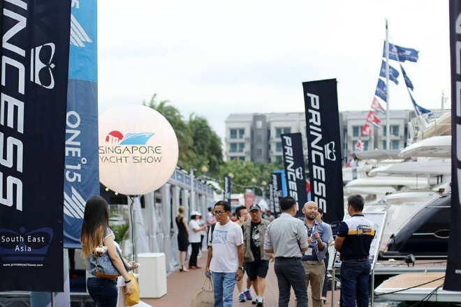 2015 Singapore Yacht Show The Superyachts in Exhibition 1  2015 Singapore Yacht Show: The Superyachts in Exhibition 2015 Singapore Yacht Show The Superyachts in Exhibition 1