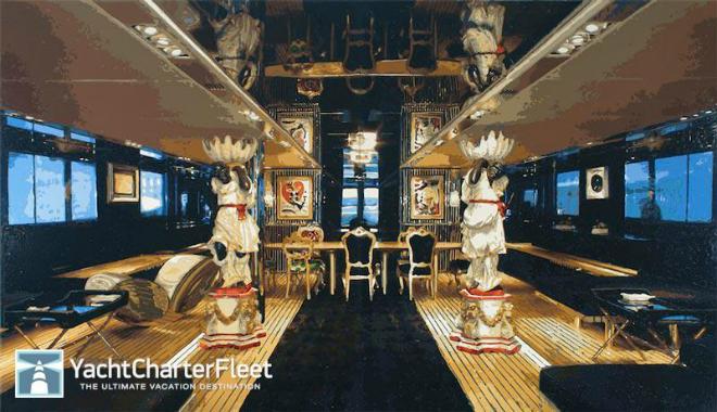 best celebrity yachts  dolce  u0026 gabbana
