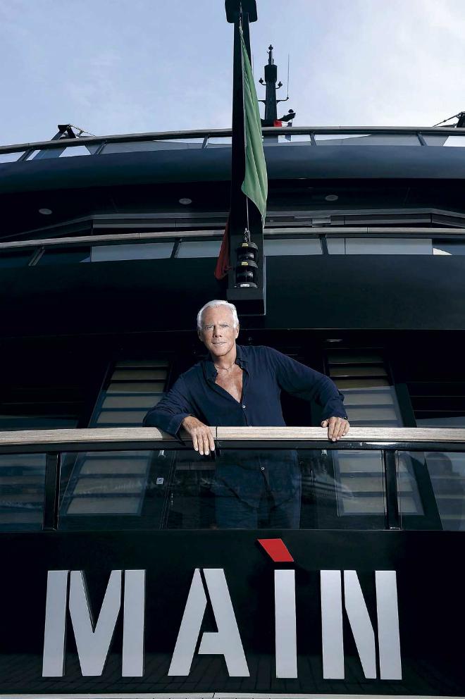 Best Celebrity Yachts - Giorgio Armani 9  Best Celebrity Yachts - Giorgio Armani Best Celebrity Yachts Giorgio Armani 9
